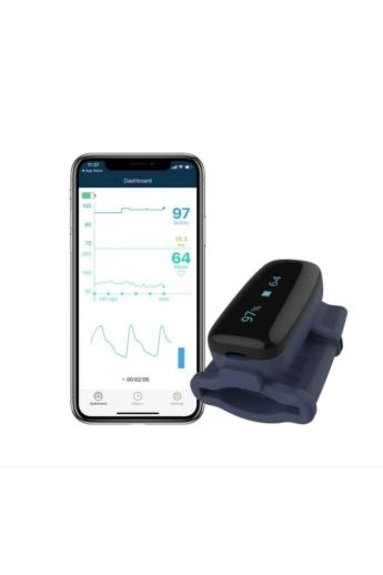 Oxyfit folyamatos véroxigénszint mérés