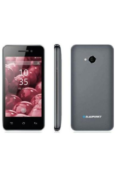 Blaupunkt SF01 mobiltelefon készülék, sötétszürke