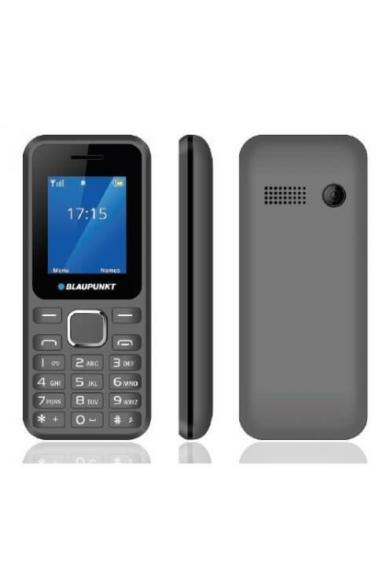 Blaupunkt FS 04, fekete színű, mobiltelefon készülék