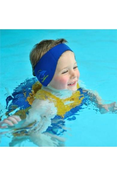 Konfidence Aquaband gyermek fülvédőpánt úszáshoz - 52 cm átmérőig állítható