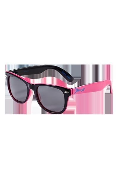 Junior Banz Flyer Dual gyermek napszemüveg - fekete/pink