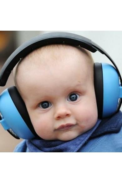 BANZ Mini baba hallásvédő fülvédő 3 hónapos kortól