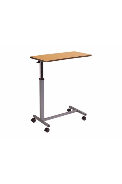 Állítható magasságú ágyasztal