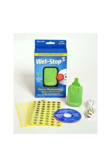 WET-STOP3 cseppcsengő pisistop - VAN Megoldás az éjszakai bepisilésre