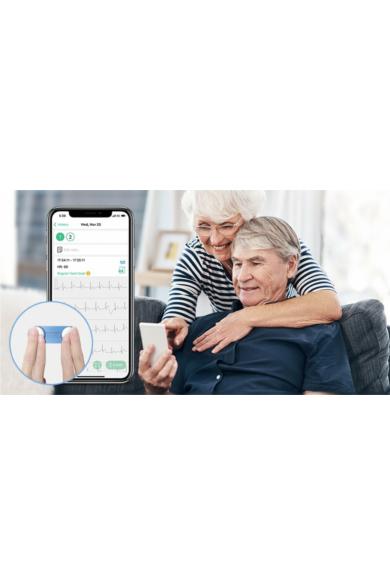DuoEKG – személyi EKG kontroll