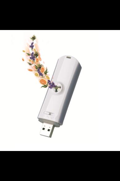 VIVAMAX - Ultrahangos illóolaj párologtató USB csatlakozóval