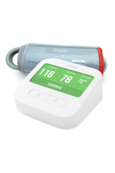iHealth Clear smart vezeték nélküli vérnyomásmérő (újracsomagolt)