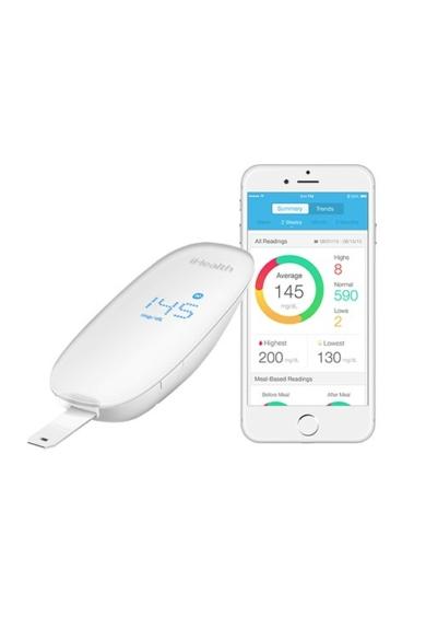 iHealth Gluco KIT-smart BG5S vércukorszintmérő készülék