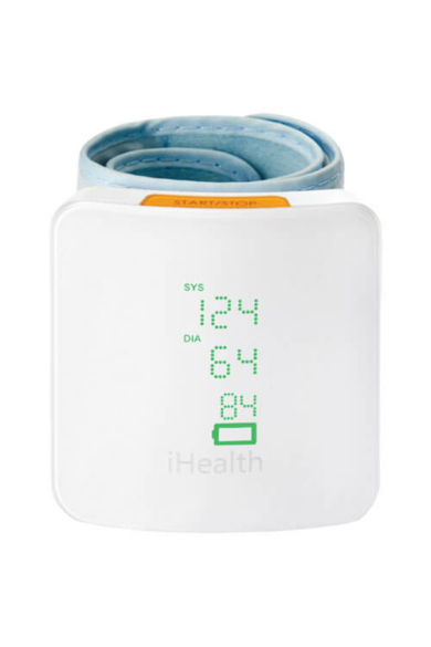 iHealth View BP7S Bluetooth vérnyomás és pulzusmérő