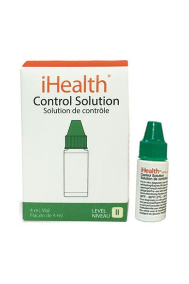 Kontrolloldat iHealth KIT vércukormérőhöz